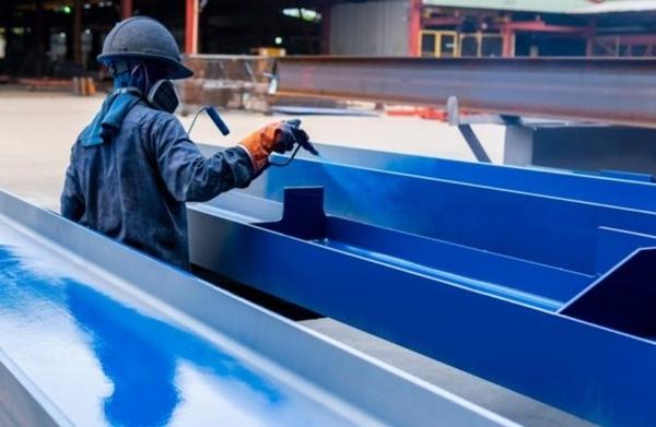 Các loại sơn dùng trong thi công nhà máy thép tiền chế