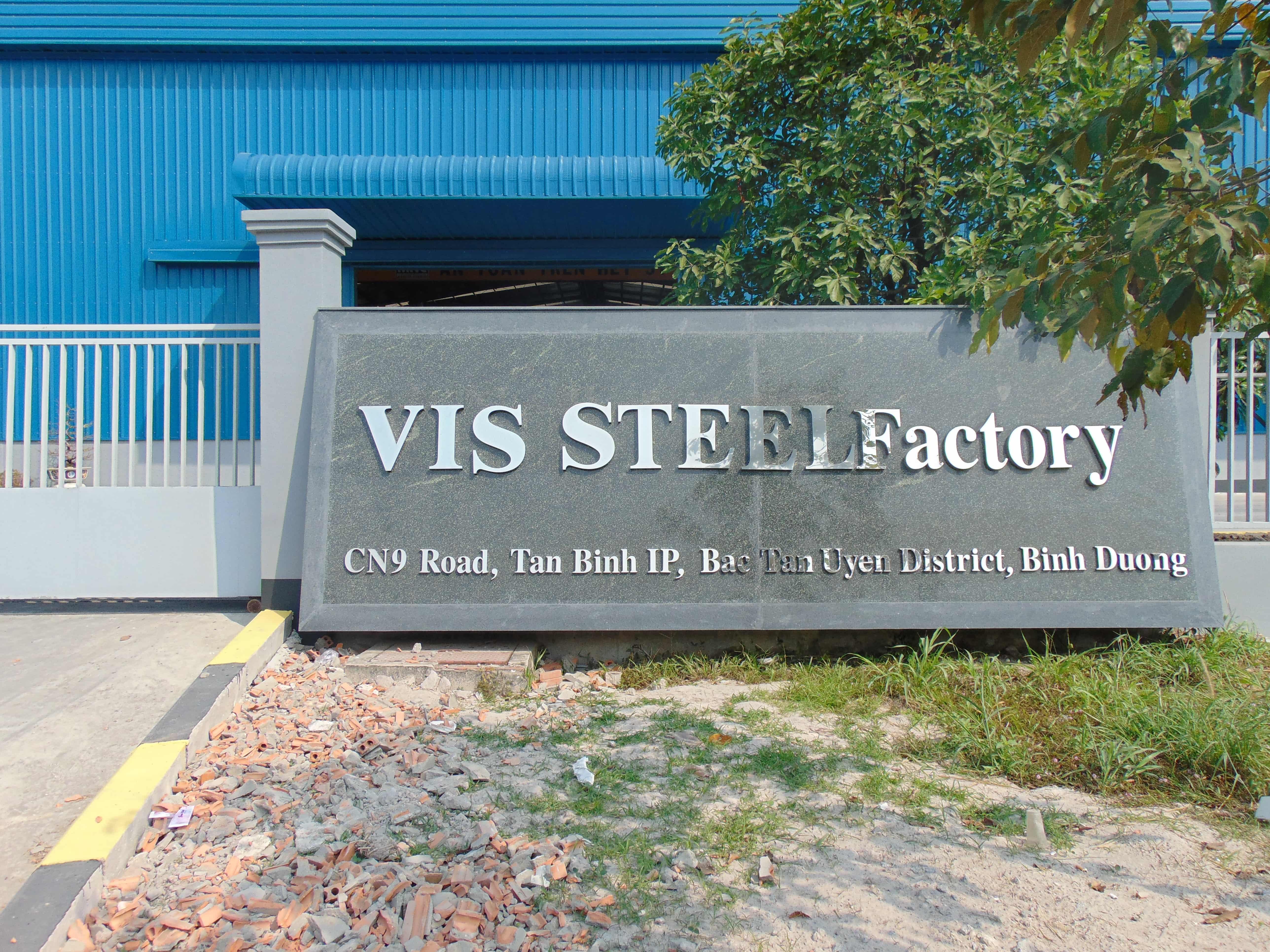 Vì sao lựa chọn công ty kết cấu thép Vis cho dự án của bạn?