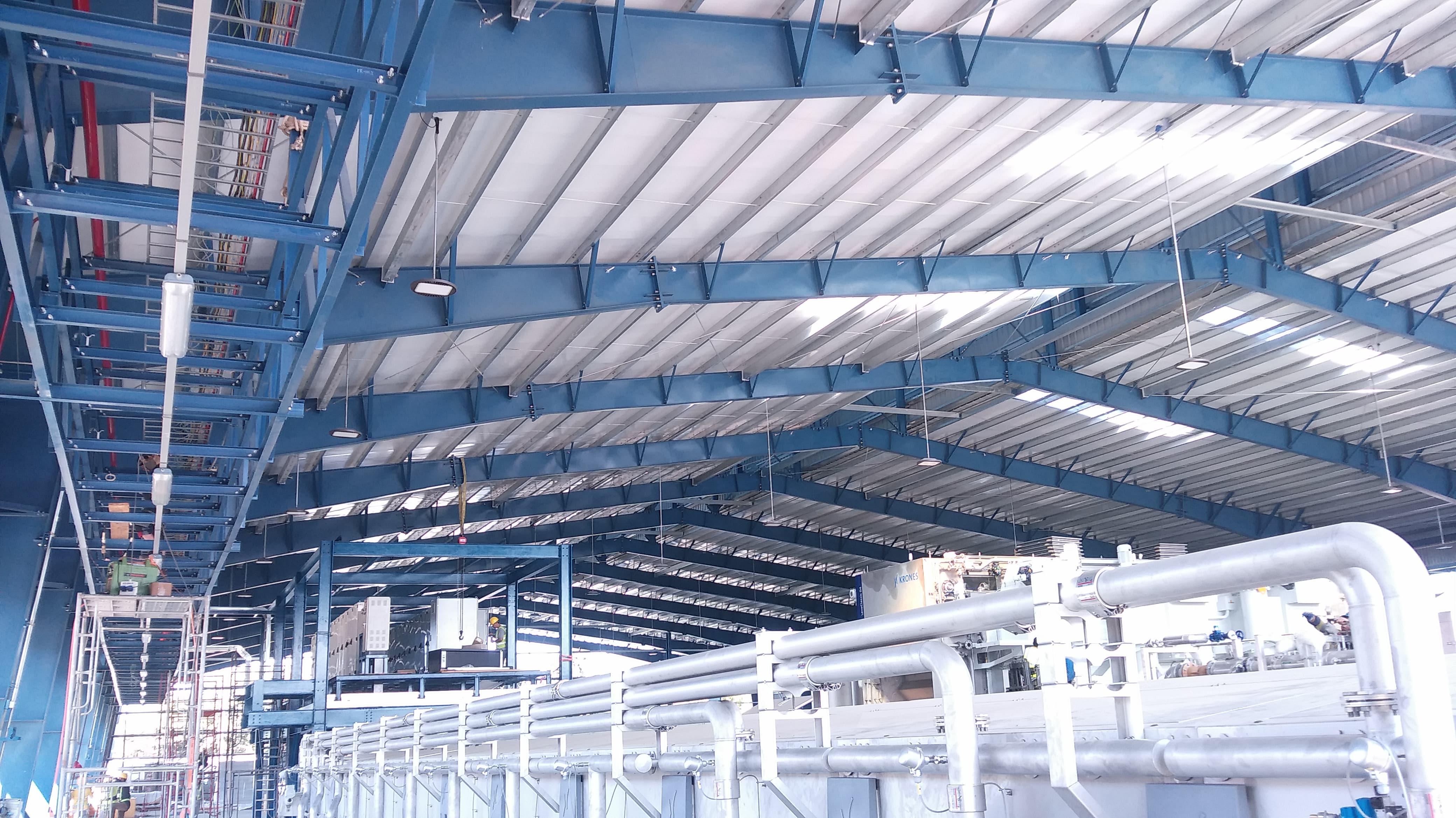 5 Điều cần làm khi bắt đầu xây dựng nhà xưởng khung thép