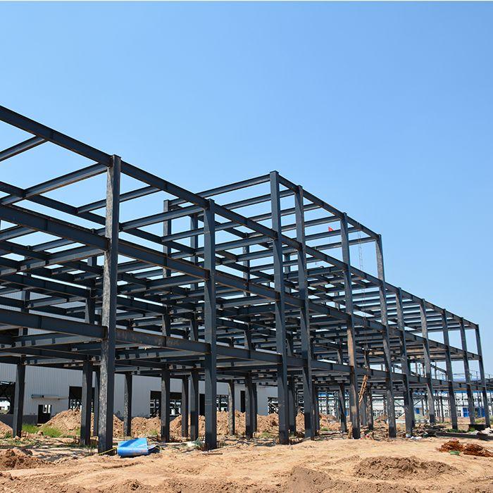 Định nghĩa về xây dựng nhà xưởng khung thép