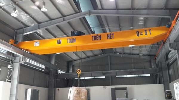 Xây dựng nhà xưởng khung thép có cầu trục - 3 điều cần lưu ý