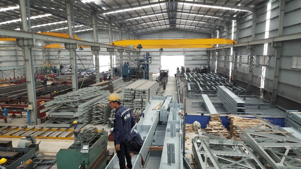 Cam kết chất lượng dự án của Công ty Kết Cấu Thép VIS