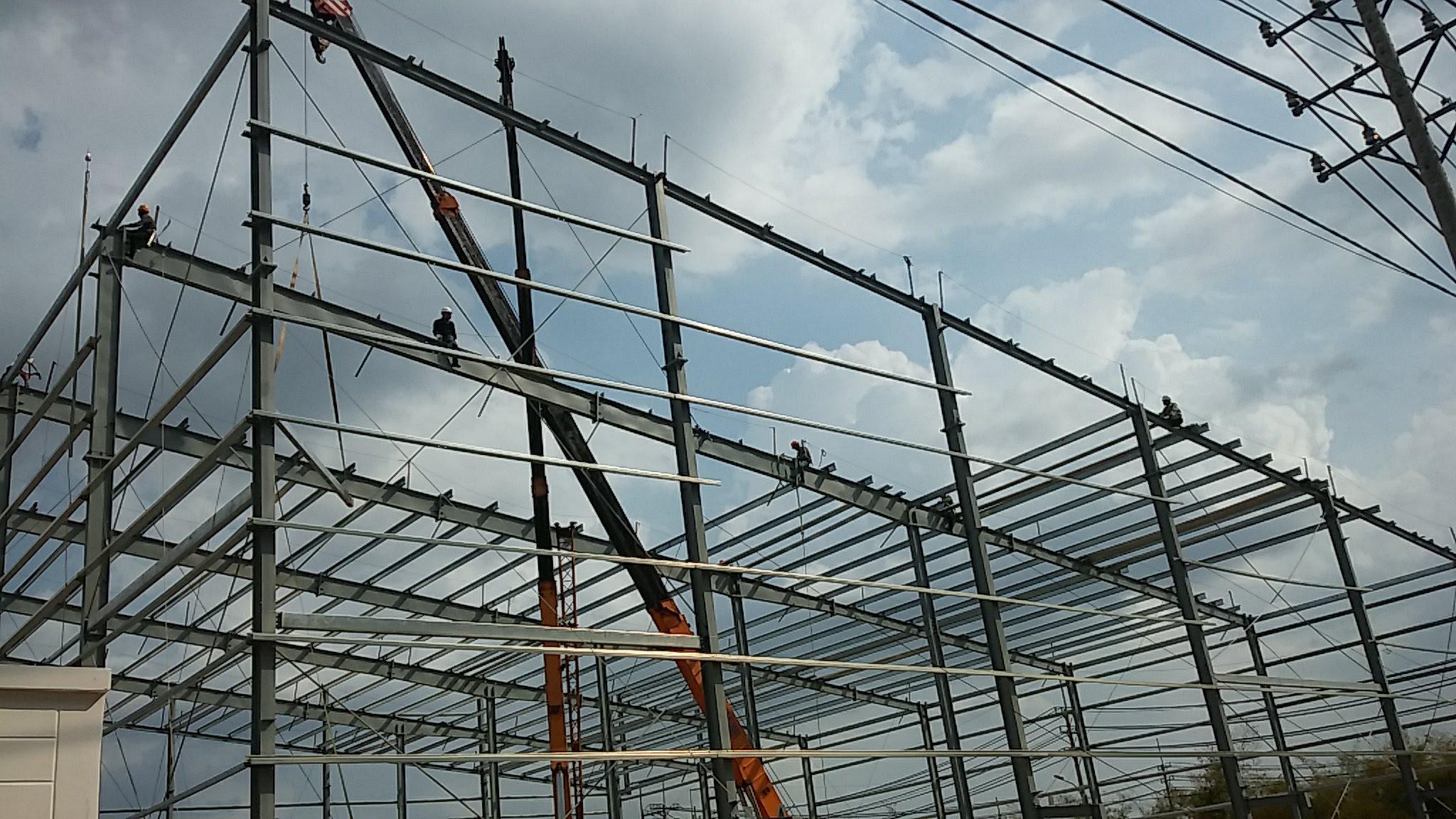 Nguyên tắc vàng trong xây dựng nhà xưởng khung thép