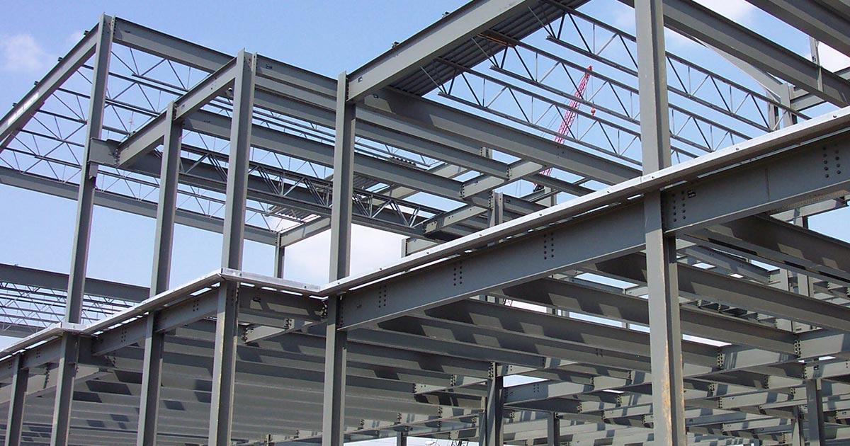 Xây dựng nhà xưởng khung thép cho thời tiết nắng nóng