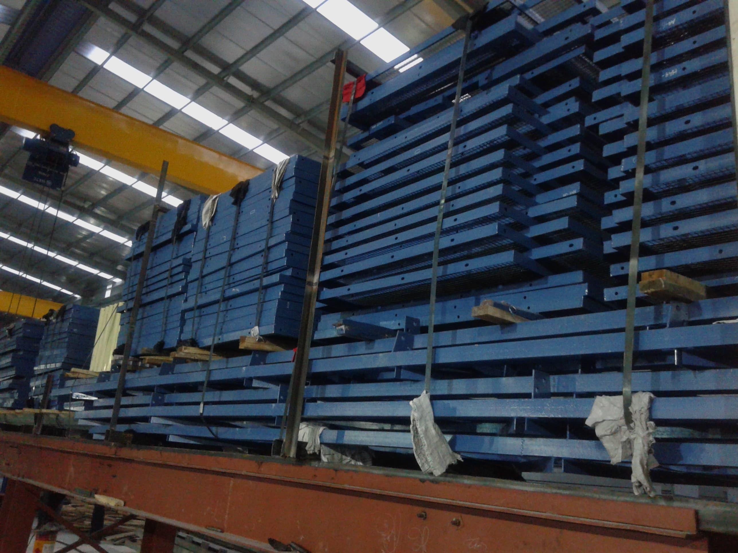Các giai đoạn trong dự án kết cấu thép nhà xưởng