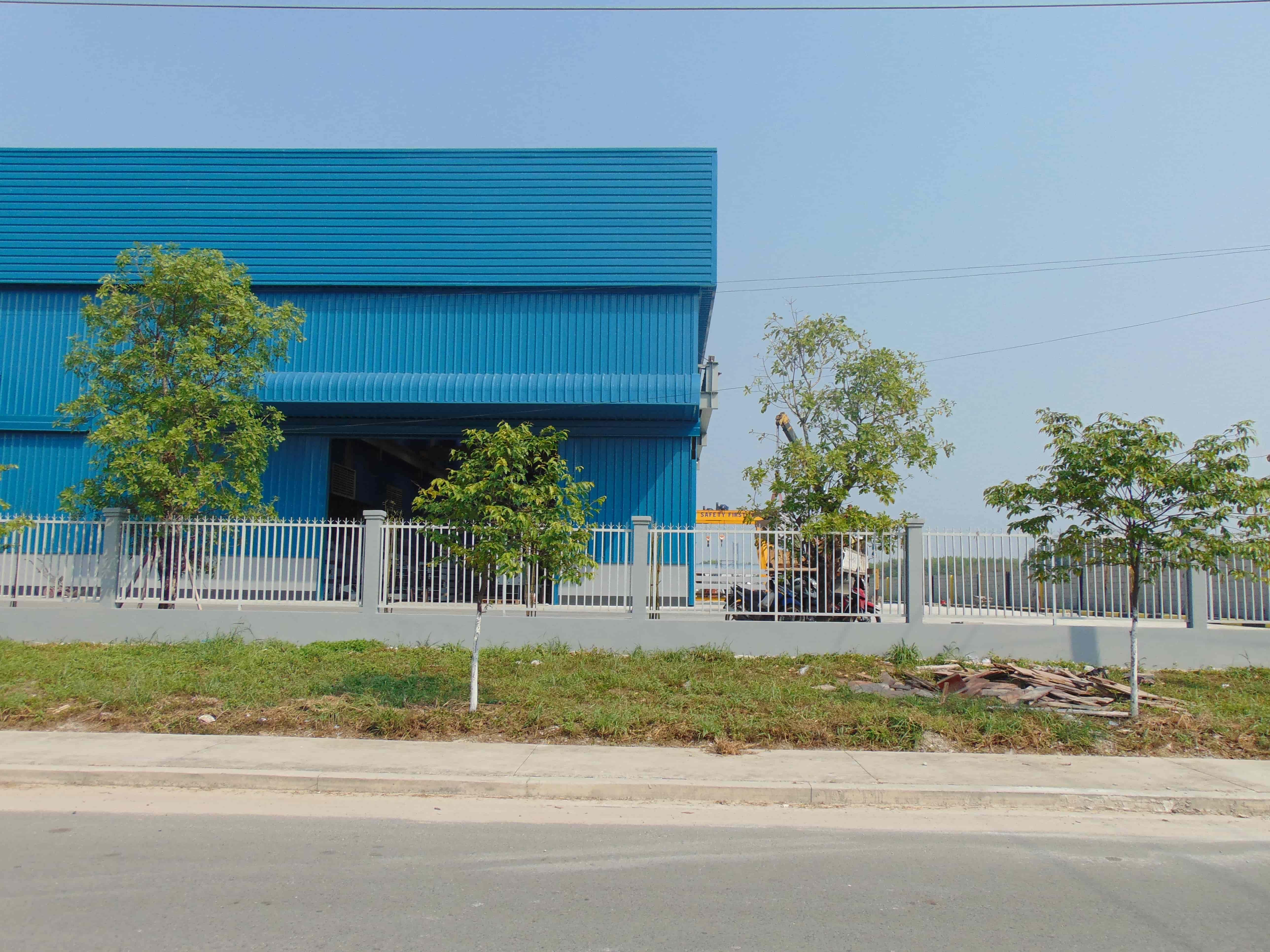Công ty kết cấu thép Vis - Tiên phong trong giải pháp công nghệ